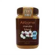 Airbone Manuka Pollen Count 25% + Honey 500g (2pcs)